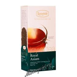 Чай Ronnefeldt Joy of tea Royal Assam/Роял Ассам в пакетиках 15 шт.х 2,6 гр