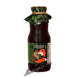 Натуральный сироп из сосновых шишек 450 мл