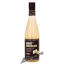 Сироп Barline Белый шоколад 0.375 л