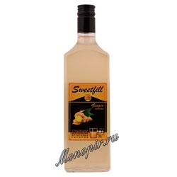 Сироп Sweetfill Имбирь 0,5 л