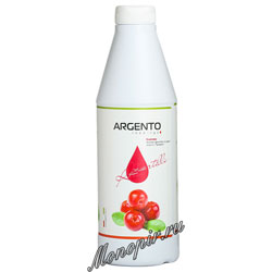 Топпинг Argento Клюква 1 литр