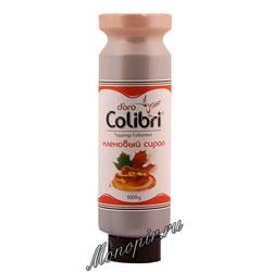 Топпинг Colibri D'oro Кленовый сироп 1 л