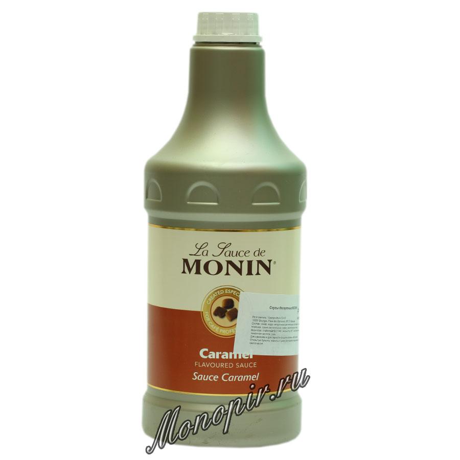 Соус Monin Карамель 1,89 л