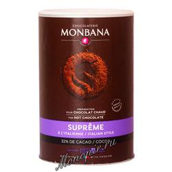 Горячий шоколад Monbana Густой 1 кг