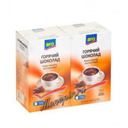 Горячий шоколад Aro 250 гр