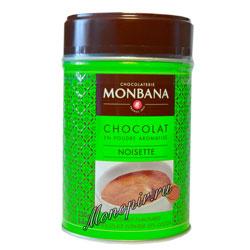 Горячий шоколад Monbana Фундук 250 гр