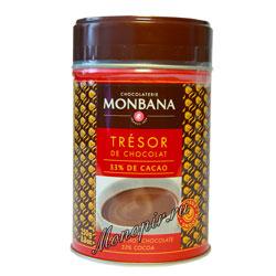Горячий шоколад Monbana Шоколадное сокровище 250 гр ж.б.
