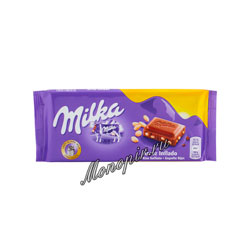 Шоколад Milka Crispy Rice 100 гр