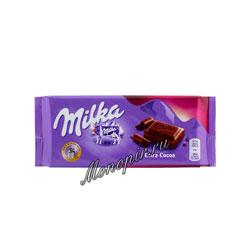 Шоколад Milka Extra Cacao 100 гр