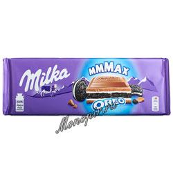 Шоколад Milka Oreo Cookies 300 гр