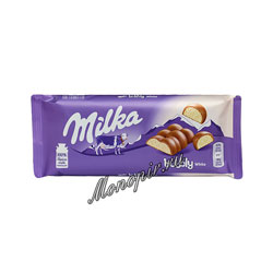 Шоколад Milka Bubbly White 95 гр