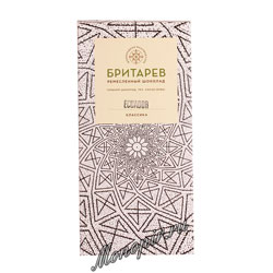 Бритарев шоколад горький 70 % какао классика