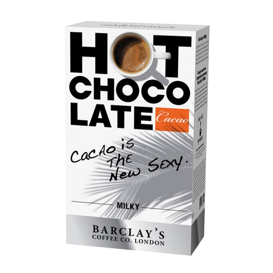 Какао Barclay`s Milky 350 гр