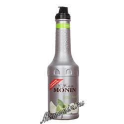 Фруктовое пюре Monin Зеленое Яблоко 1 л