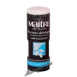 Maitre Подсластитель 1200 шт
