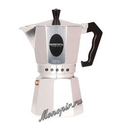 Гейзерная кофеварка Bialetti Morenita на 6 порции 240 мл