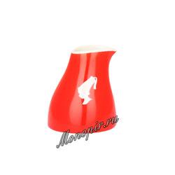 Сливник-молочник Julius Meinl красный из фаянса фарфор 40 мл