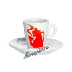 Чашки Hausbrandt Капучино комплект из 6 шт