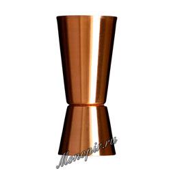 Джиггер 30/60 Проотель сталь, медь (JI24С)