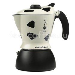 Гейзерная кофеварка Bialetti Mukka 2 порции Пятнистая (3418)