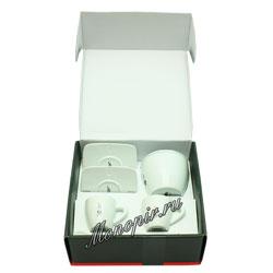 Подарочный набор Bialetti Porcelain (7 предметов)