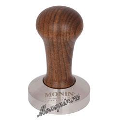 Темпер Monin с деревянной ручкой 58 мм