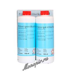 Чистящее средство WMF Descaling solutions комплект из двух бутылок по 0.75 л