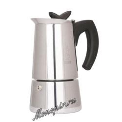 Гейзерная кофеварка Bialetti Musa на 6 порции 240 мл 1743 (Индукционная)