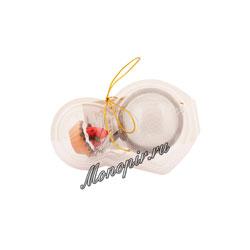 Шарик для заваривания чая Пирог 50 мм