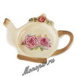 Подставка под чайные пакетики Розарий (358-1003)