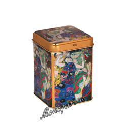 Банка для хранение чая Климт III 100 гр