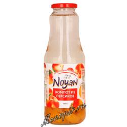 Компот Noyan Персиковый 1050 гр