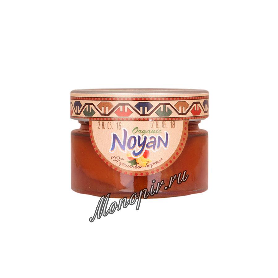 Варенье Noyan Organic из персика 150 гр