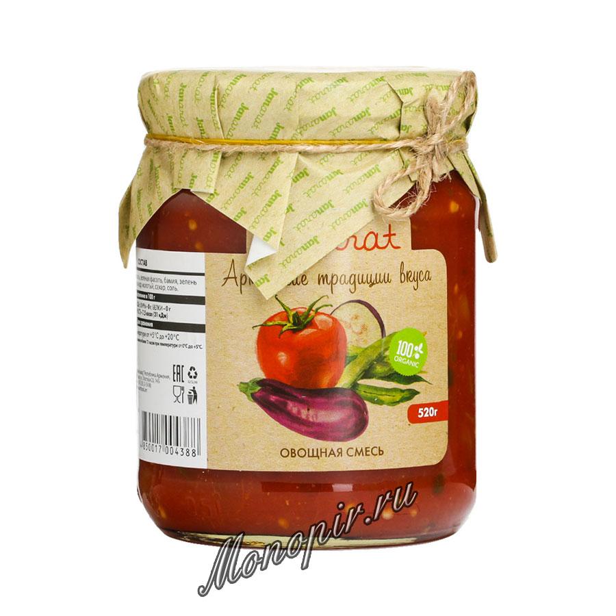 Janarat Овощная Смесь 520 гр