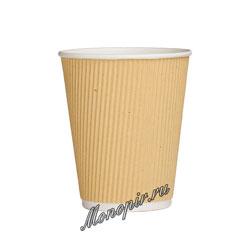 Стакан бумажный Twistcup 250 мл Крафт